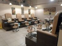 PEDICURE STATIONS / SPA CLOSING DOWN SALE