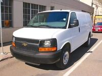 2015 Chevrolet Express 2500 CARGO VAN 4.8L V8 ENGINE POWER GROUP