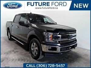 2018 Ford F-150 XLT|VOICE ACTIVATED NAVIGATION|TAILGATE STEP|FX4