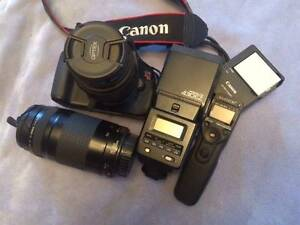 Canon Rebel T3i Digital SLR