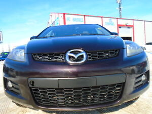 2007 Mazda CX-7 GT 2.3 TURBO SPORT-LUXURY PKG-LEATHER-SUNROOF-