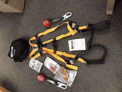 Miller Honeywell Titan Harness Fall Protection Kit 6 Cross Arm