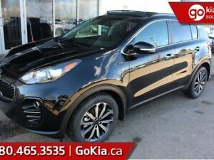 2018 Kia Sportage EX TECH, NAVI, PARK ASSIST, LANE DEPARTURE, BL