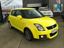 2009 Suzuki Swift EZ 07 Update Sport 5 Speed Manual Hatchback Brooklyn Brimbank Area Preview