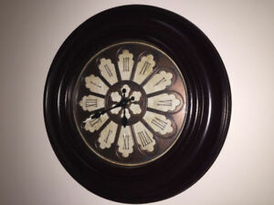 Wall clock in perfect condition
