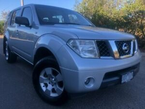 2006 Nissan Pathfinder R51 ST (4x4) Silver 5 Speed Automatic Wagon Hoppers Crossing Wyndham Area Preview