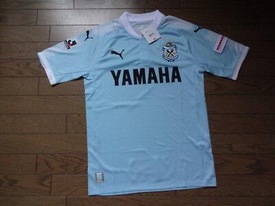 Jubilo Iwata 100% Original Jersey Shirt 2017 Home M NWT Japan J-League Rare image