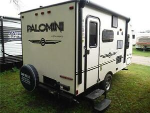 2015 Palomini 150RBS Ultra Lite Travel Trailer with Slideout Stratford Kitchener Area image 3
