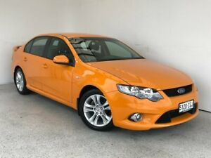 2009 Ford Falcon FG XR6 Orange 5 Speed Sports Automatic Sedan Mount Gambier Grant Area Preview