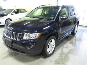 2011 Jeep Compass Sport *ALLOYS *  Accident FREE