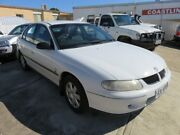 2002 Holden Commodore VX White 4 Speed Automatic Sedan Morphett Vale Morphett Vale Area Preview
