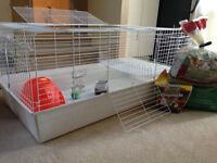 Very Large Cage for Guinea Pig, Rabbits, Bunny, Small Animal...