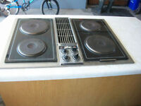 Jenn-Air cooktop parts for sale