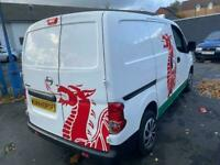 2013 Nissan NV200 1.5 dCi 89 SE Van CAR DERIVED VAN Diesel Manual