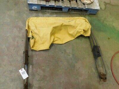 John Deere Older Tractor Umbrella Canopy Tag 992