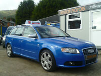 2006 AUDI A4 S4 QUATTRO AUTOTIP GEARBOX 360 BHP !!ALL CREDIT/DEBIT CARDS ACCEPTED!!
