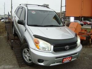 2004 Toyota RAV4 Only 166km 4WD Accident & Rust Free