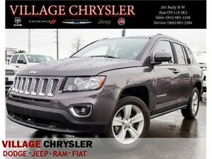 2016 Jeep Compass High Altitude 4x4 6.5touchscreen,Leather,PWR/S