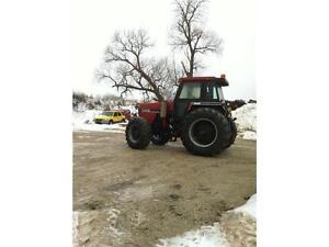 1987 Case 2294 4wd Farm Tractor