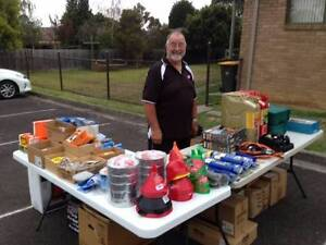 Car Boot Sale - Vermont South April 1st 474 Burwood Highway 8am Vermont South Whitehorse Area Preview