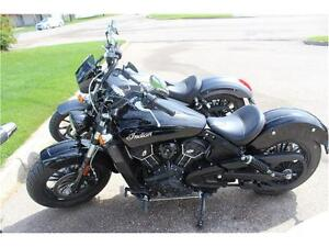 2016 Indian Scout 60 -DEMO SALE