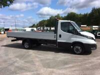 Iveco Daily 35C14A8 5M Alloy Dropside Automatic Top Spec New Euro 6D