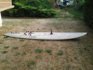 Sailboards/paddle