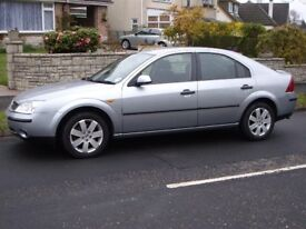 Ford Mondeo hatchback 1.8 one private owner FSH