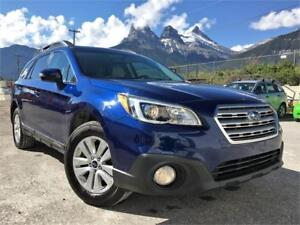 2015 Subaru Outback 2.5i TOURING | LOW KMS | CLEAN CARPROOF