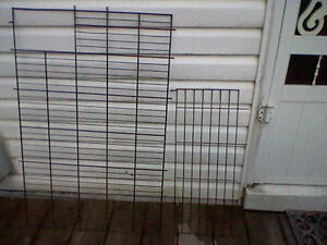 WIRE FLOOR DIVIDER for Ferret Nation type cage