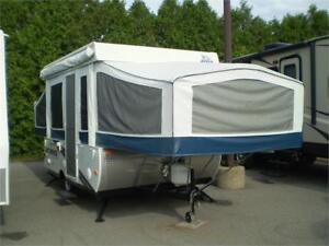 Used 2010 Jayco Jay Series 1007 Tent Trailer
