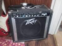 Peavy ,bandit 65 amplifier