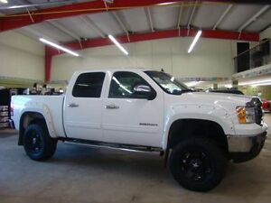 2013 GMC Sierra 1500 SLT 4x4 Lifted Leather Must See!!!