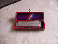 Hohner Chromatic Harmonica (Boxed)