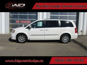 2013 Chrysler Town & Country Touring Power Sliding Doors