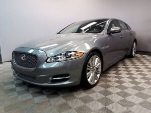 2013 Jaguar XJ XJL Portfolio 3.0L AWD - Local Alberta Trade In |
