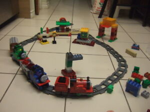 LEGO duplo Thomas Load and Carry Train Set,7286