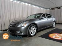 2012 Infiniti G37x Luxury All-wheel Drive