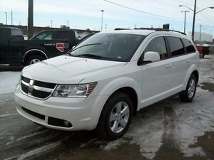 2010 Dodge Journey SXT/AUTO/NAVI/SUNROOF Edmonton Edmonton Area image 4