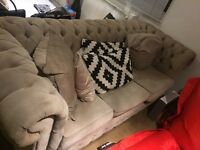 Sofa cum bed in excellent condition £50, collection only