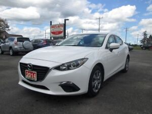 2014 Mazda MAZDA3 i Touring AT 4-Door