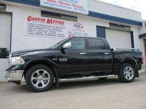 2015 Ram 1500 Laramie MINT LOW KMS GREAT PRICE