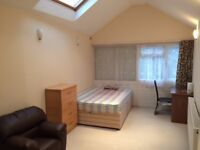 INCLUSIVE OF BILLS - DOUBLE ROOM AVAILABLE IN EDMONTON, N9 - SORRY NO DSS