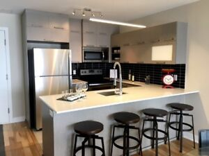 3 1/2 new condos in laval for rent