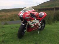 APRILIA RS125 2004 JOHANN ZARCO GP REPLICA FP SWAP FOR A MOTORCROSS BIKE