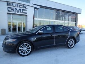 2013 Ford Taurus Limited - AWD! Leather, Nav, Sunroof