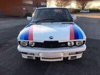 BMW M535I E28 1986 CLASSIC M5 EXTRAS * RARE *