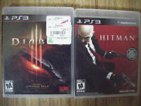 PS3 games for sale