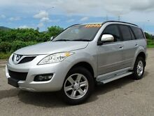2011 Great Wall X240 CC6461KY MY11 (4x4) Silver 5 Speed Manual Wagon Vincent Townsville City Preview