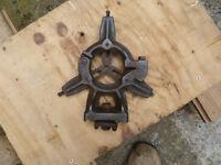 Metal lathe steady